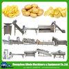 Economic fried potato fries production line potato chips factory