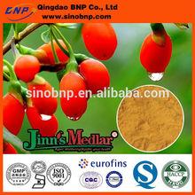 Top High Quality Organic goji berry extract