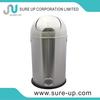 European stainless steel waste paper bins(DSUQ)