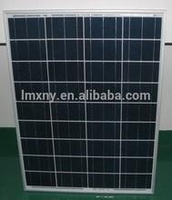 80W poly solar panel