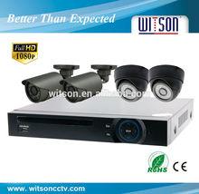 new product Webcam Camera IP camera Kit 1080P IP Kit 4CH POE P2P NVR Kit W3-KND3304-31P