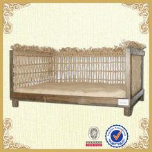Vintage wholesale pet bed , wholesale bed for pet