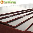 Laminated Coated Melamine PVC Plywood