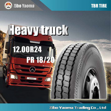 Radial Truck Tire 12.00r24 best quality Export from China