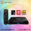 XBMC 2GB RAM 8GB ROM Bluetooth 4.0 MIC Remote Control WIFI RJ45 Amlogic s802 mini pc 2GHz Android TV Box