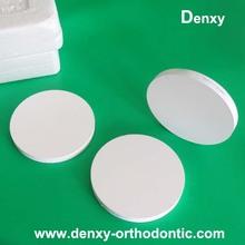 Denxy Dental ceramics teeth material cam zirconia block/ zirkonzahn cad