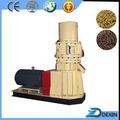 2014 venta caliente skj460 0.7-0.7t/h nueva energía plana morir pellet mill hecho en casa pequeña de madera de la máquina de pellets de aserrín para la venta