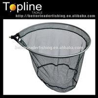 2014 new design aluminium frame fishing landing net replaced head