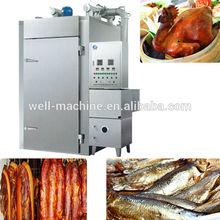 Meat Smoked Furnace Machine