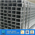 40x40 galvanized square steel profile