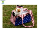 Pet Carrier Soft Sided Cat , Dog Comfort Travel Tote Bag - 2014 Newly Designed