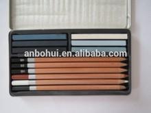 hot selling high grade 12 pc sketching set