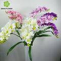 Fake orquídeas artifiicial flor centros de mesa para el cuadro
