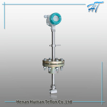 HART output termal best quality long term type vortex flow meter