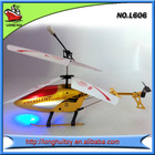 2014 Metal 3.5CH RC helicopter With Gyro model toys vs L606 helicopter de controle remoto a brinquedos menino helicopter