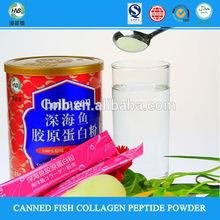 tipo II cartilagine di pesce collagene idrolizzato estratto