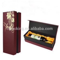 cardboard wine bottle carrier HDP835