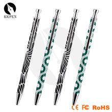 KKPEN hotel metal slim pen novelty twist metal pen hotel pens