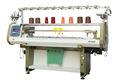 de alta calidad y las ventas caliente de la cama plana máquina para hacer punto