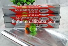 Household Aluminium Foil Packaging Roll