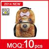 Lovely Dog School Backpack Bag School Bag Material Primary School Bag