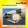 air express shipping from Shenzhen/Guangzhou/Dongguan/Foshan to Europe