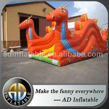 Biggest inflatable animal slide