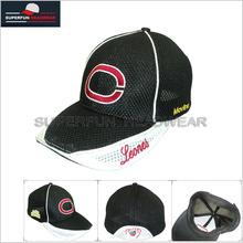 Custom embroidered logo baby trucker cap