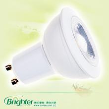 New !! GU10 7W led light bulb , COB led light