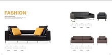 popular PU leather american country style living room furniture