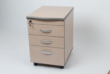 Executive Table Wooden Office Table Drower Cabinet