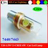 T20 S25 1156 1157 High Power 9W Led Turn Signal Brake Light 12V Auto Car Signal Led