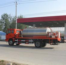 factory sale 4x2 SINOTRUK 220hp 8m3 asphalt sensor paver