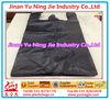 t-shirt shopping bag/black plastic bag/cheap shopping bag