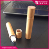 Manufacturers wholesale 15ml roll on bottle bamboo cosmetic packaging