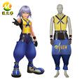 Alta qualidade grátis frete Kingdom Hearts 1 Riku Cosplay traje crianças halloween party suit roupa bonito