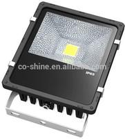china supplier Meanwell driver CE RoHS IP65 cool white AC85-277V 50 watt 12v led flood light