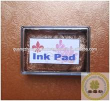 Metallic Wax Seal Ink Pad Hot Sale In Alibaba/ Wholesale Newly Decorations Wax Pad
