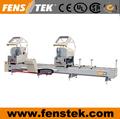 doble la cabeza de corte de sierra de aluminio perfil de corte de aluminio de la máquina de sierra de corte máquinas