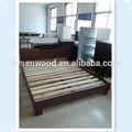 moderno y precios más bajos de mdf y tableros de partículas de la cama