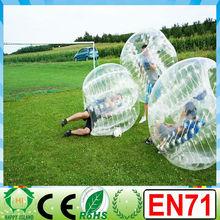 Hola europeenn europeenne de fútbol bola de la burbuja, balón de fútbol de la vejiga de látex
