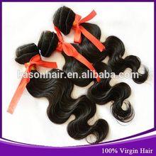 Qingdao Kason Hair Company High Quality Hot Selling 100% Body Wave Human Virigin Malaysian Hair For Sale
