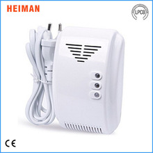 independent CO gas leak alarm , high sensitivity and stability