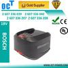 bosch cordless drill battery lithium ion 18v 3ah for bosch drills