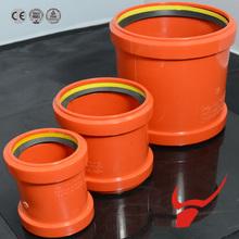 Precio de fábrica y entrega rápida pvc pipe fitting fo pvc techo de drenaje