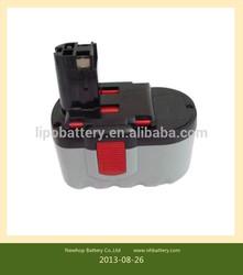 Super power tool battery bosch 24v for bosch drill 2607335446