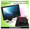 7inch cheap touch screen monitor for toyota prius with Detachable Frame