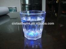 Innovative BPA Free 250ml 8.5oz LED Plastic Cup