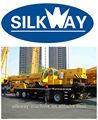 تصدير الإنشاءات البحرية 70 طن xcmg شاحنة كرين