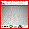 galvanized checker plate floor
